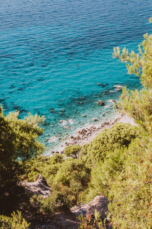 Wild beach, Lefkada
