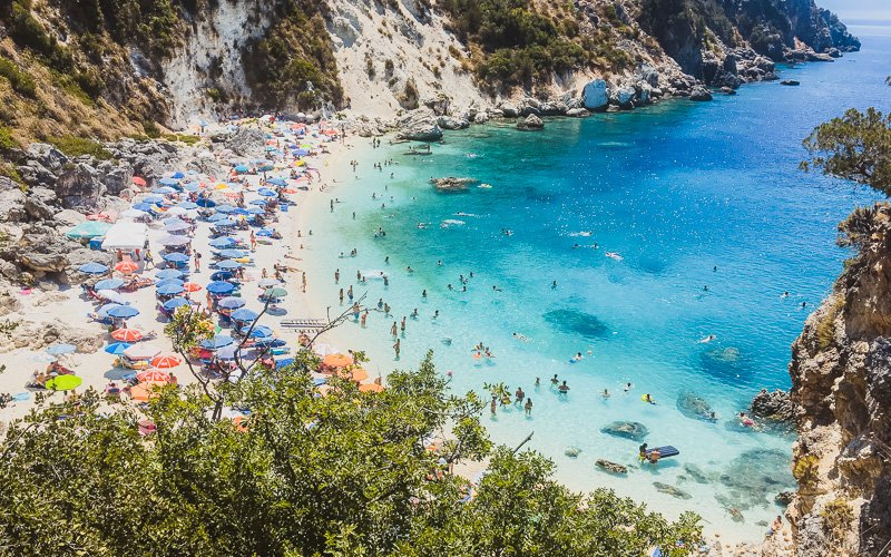 Weekend in Lefkada, Greece: how to make the best out of it