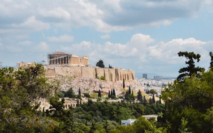 Acropolis Philopappos Hill