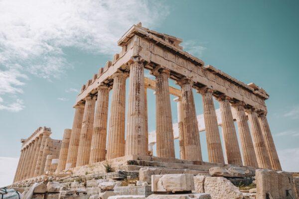 Acropolis - Athens historical monuments