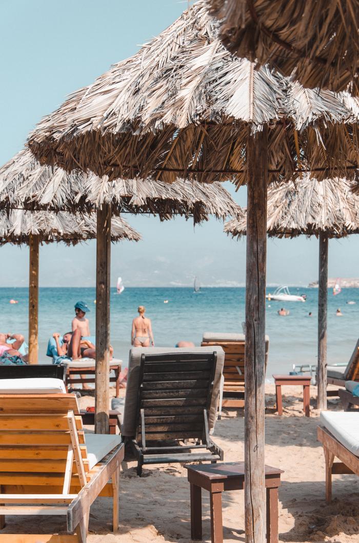 Beach bar de Santa Maria