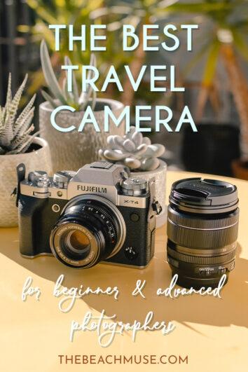 Best travel camera Pin