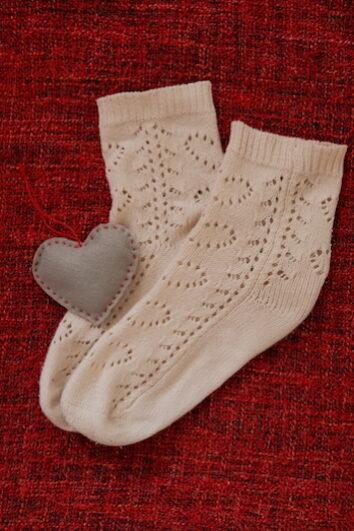 Cosy winter socks
