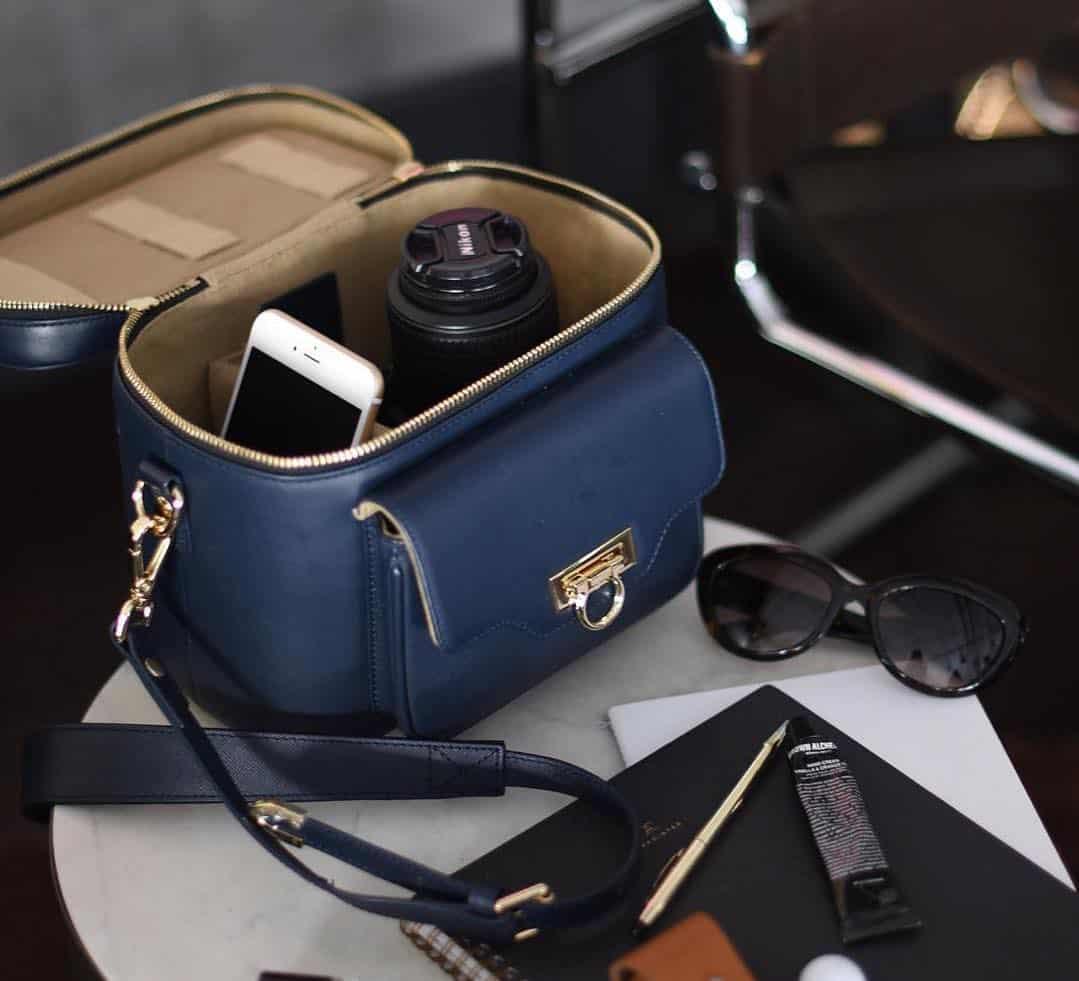 The Colt quel sac de transport photo pour femme voyageuse
