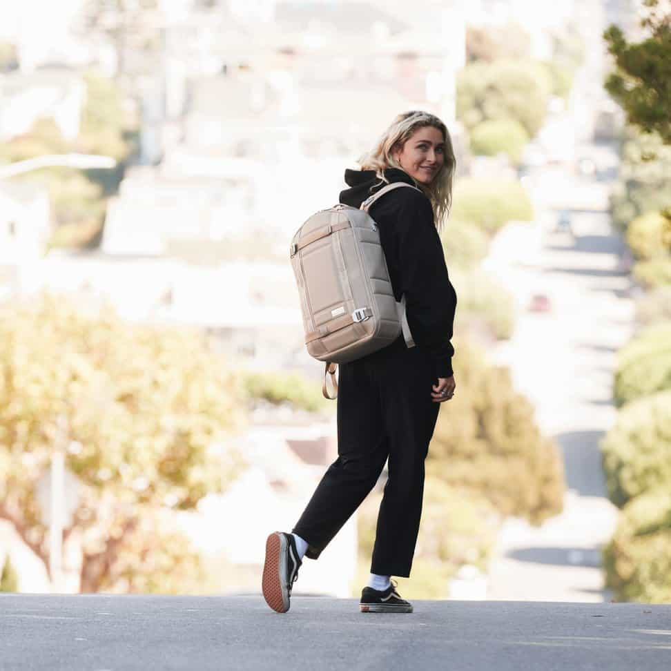 The Backpack sac a dos photo femme