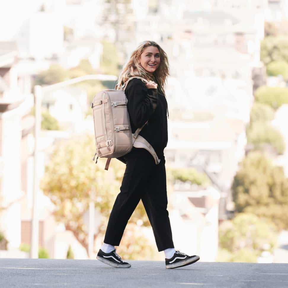 The Backpack Pro sac a dos appareil photo femme