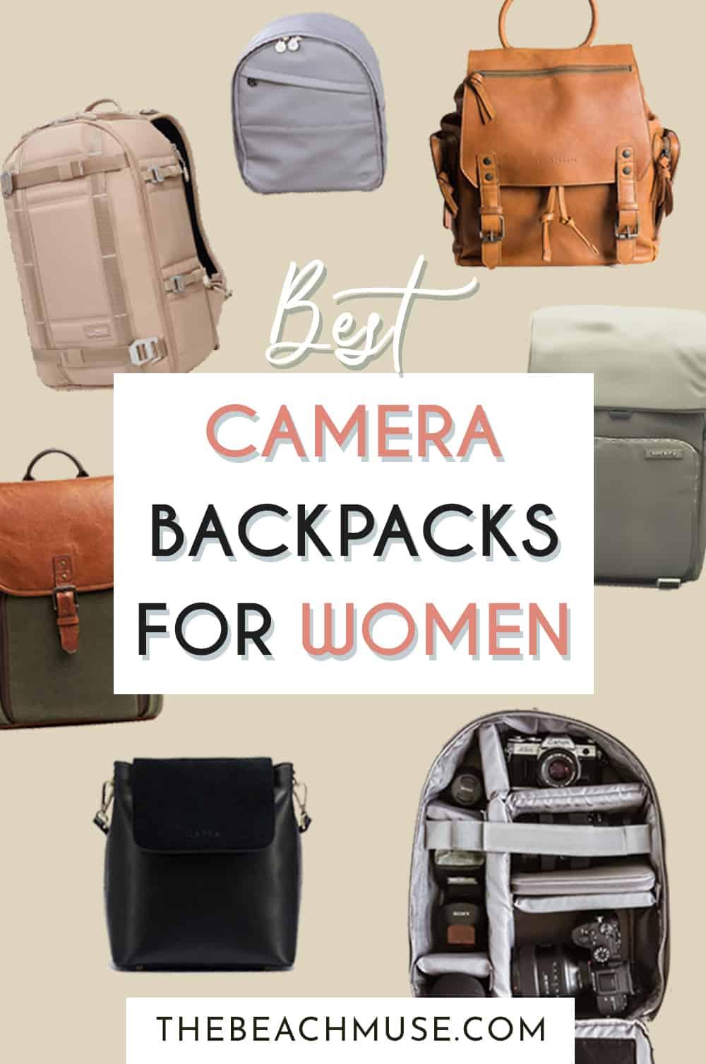 Best camera backpacks for women