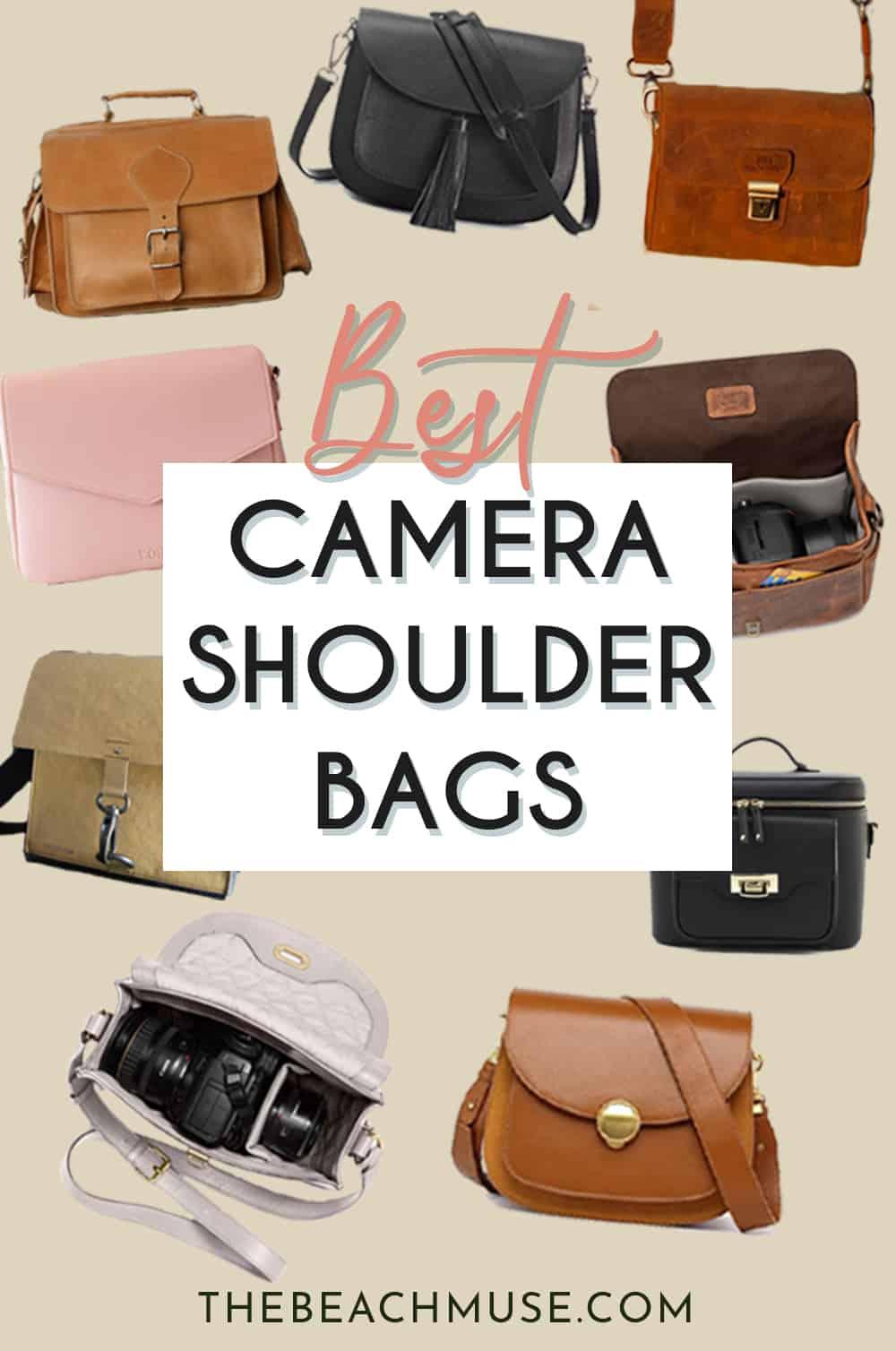 Best camera shoulder bags