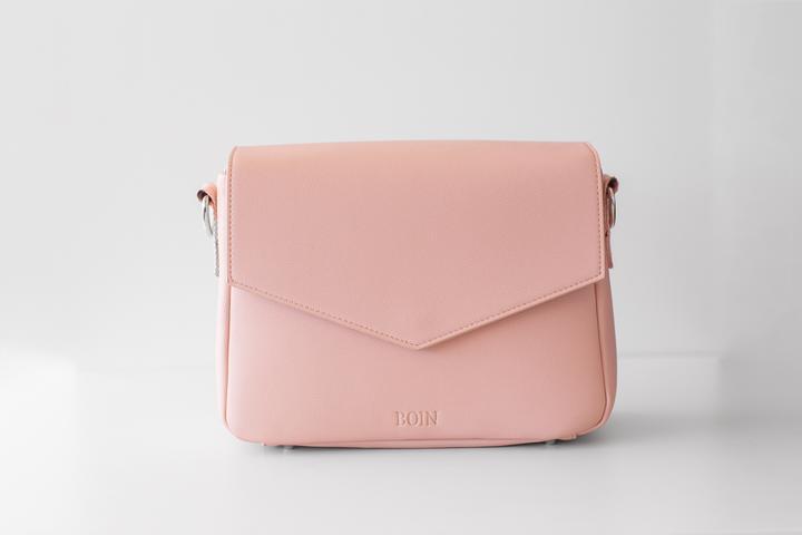The Urban blush pink sac photo bandoulière