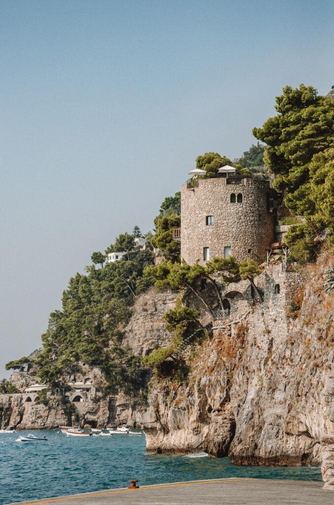 Port of Positano