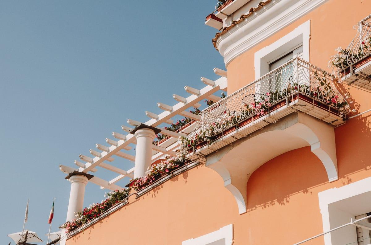 Joli bâtiment à Positano Italie