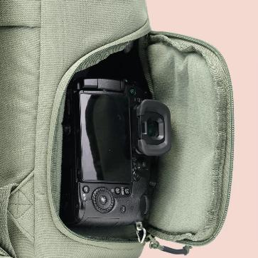 Pocket for camera