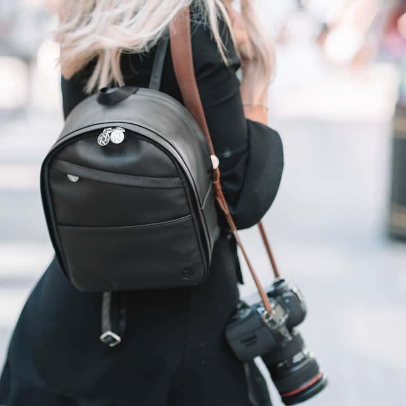 Mini Tog Back petit sac a dos photo femme