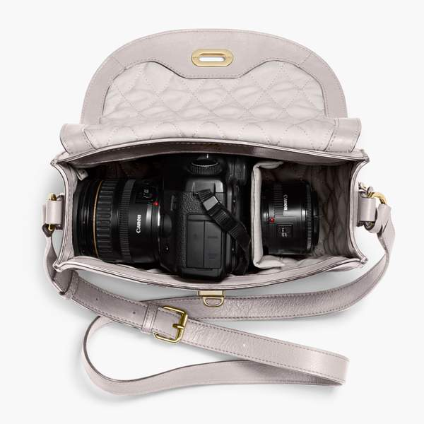 Interior DSLR clameront camera bag