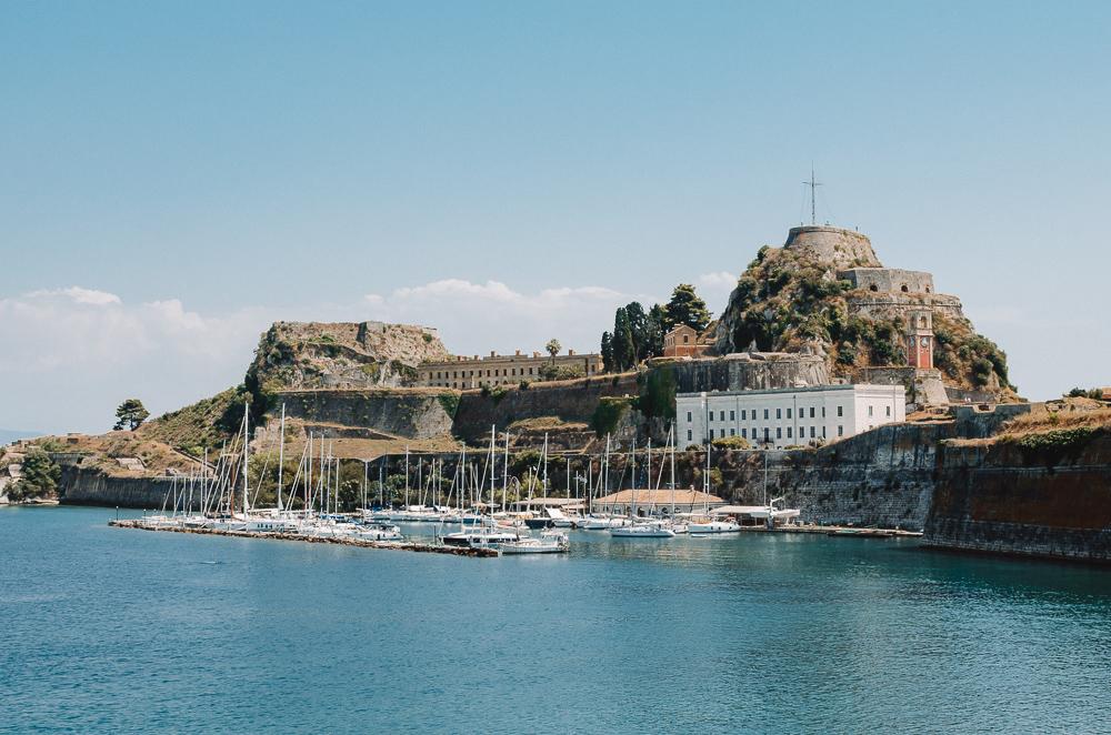Old Fortress of Corfu