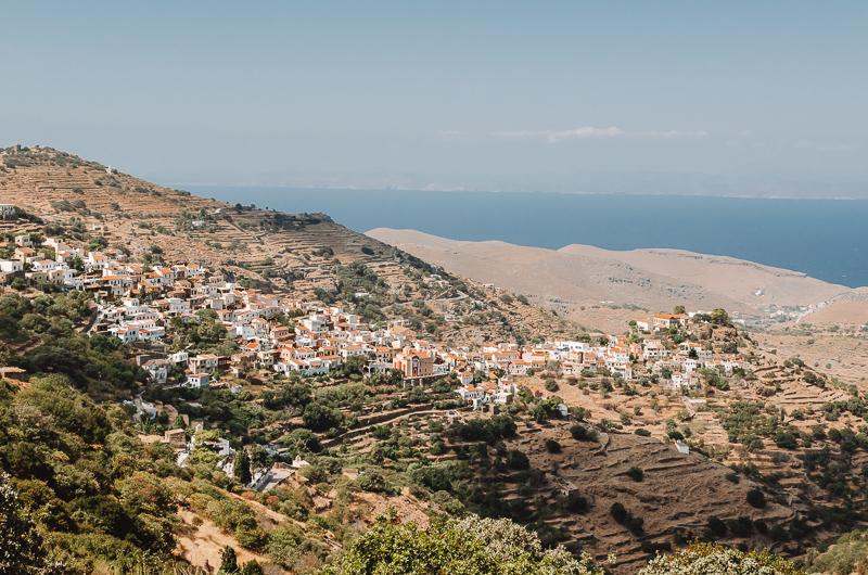 Île de Kéa en Grèce