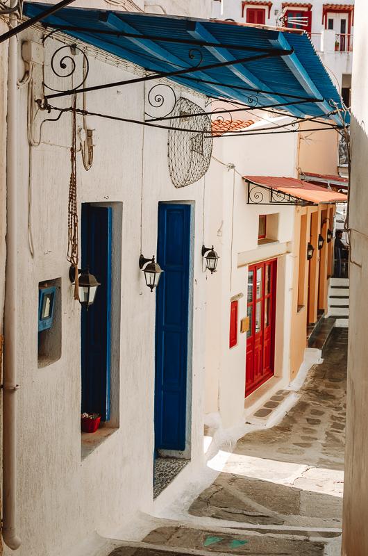 Rue à Ioulida