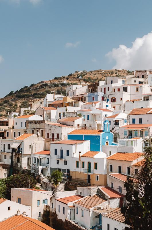 Ioulida, Kea, Greece