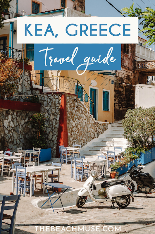 Island of Kea Greece travel guide