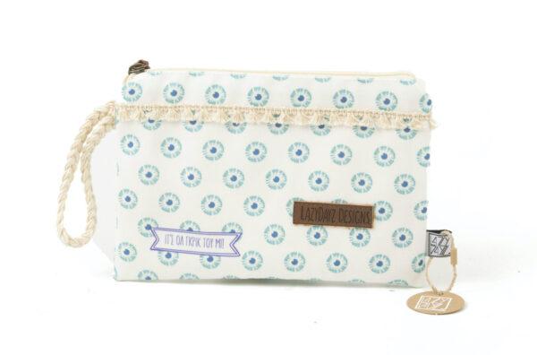 Lazy Dayz Designs beach pouch