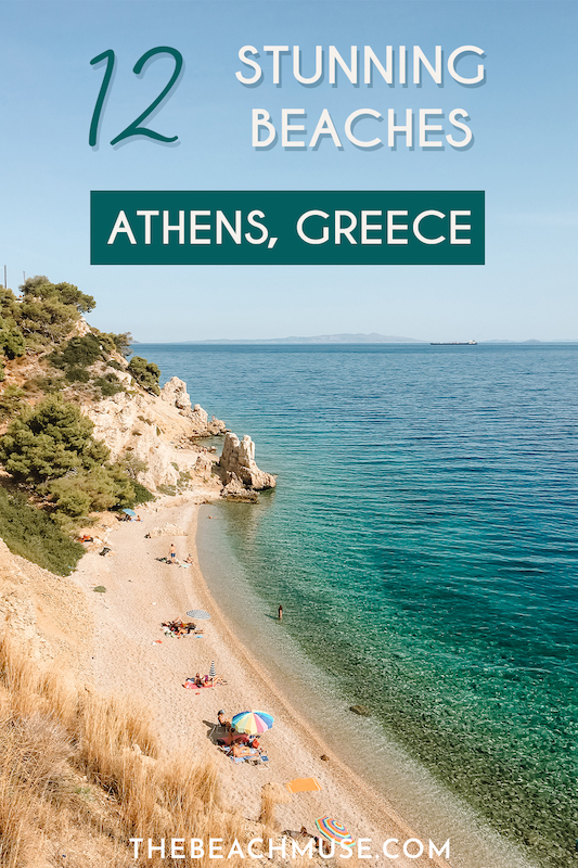 Best beaches in Athens, Greece