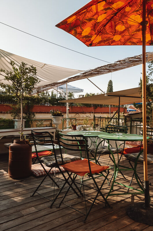 Yasemi rooftop bar athens