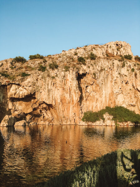 Lac de Vouliagmeni