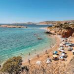 Althea beach Athens Greece